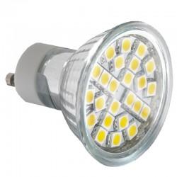GU10 LED FARETTO 5W SMD 220VAC