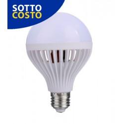 LAMPADINA ECONOMICA LED BULBO 15W E27