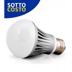 LAMPADINA LED BULBO 6W E27