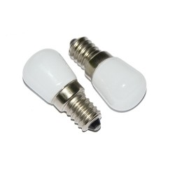 Lampadina LED 2,5W Mini Bulbo E14 Frigorifero