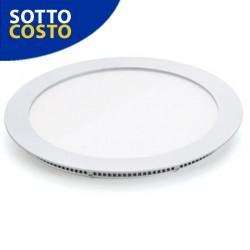 PANNELLO LED SMD SLIM 6W ROTONDO