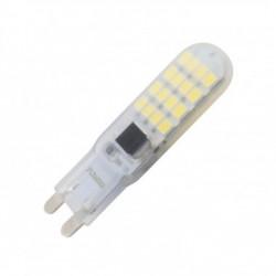LED LAMPADA 5W ULTRASLIM SILICONE 220VAC 360° G9