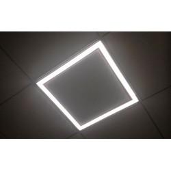PANNELLO LED CORNICE FRAME 40W 60X60CM 220VAC